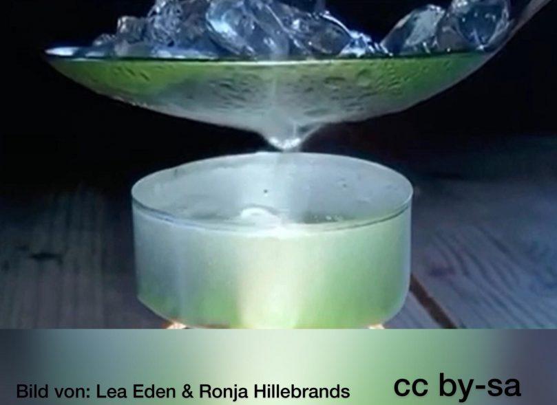 Die Aggregatzustände des Wassers – Wie entsteht Regen?